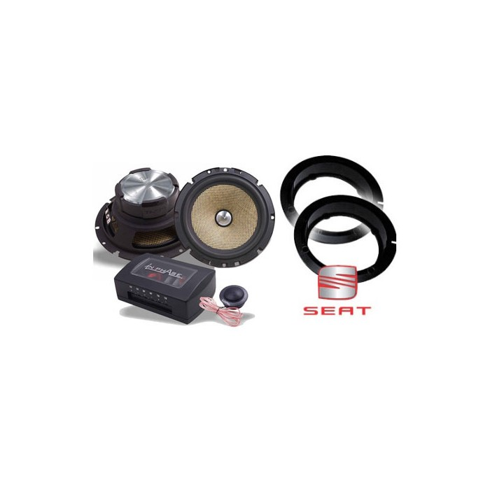 Car Specific Upgrades In Phase XTC6CX Seat Leon Speaker System Upgrade