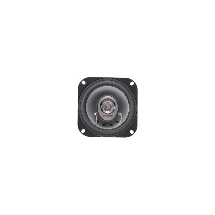 Car Speakers Alpine Car Audio Systems SPE-1002 1