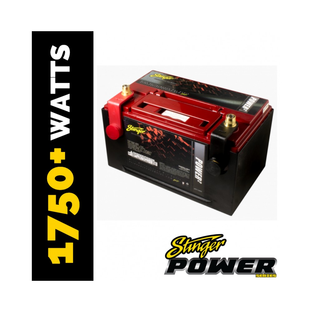 Batteries and Power Capacitors Stinger SPP1750DC