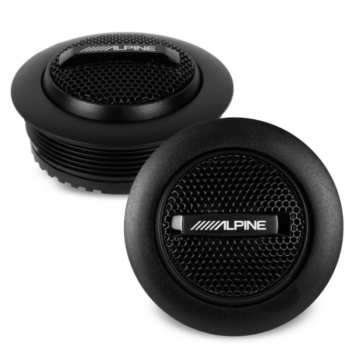 Tweeters Alpine Car Audio Systems SPS-110TW 1