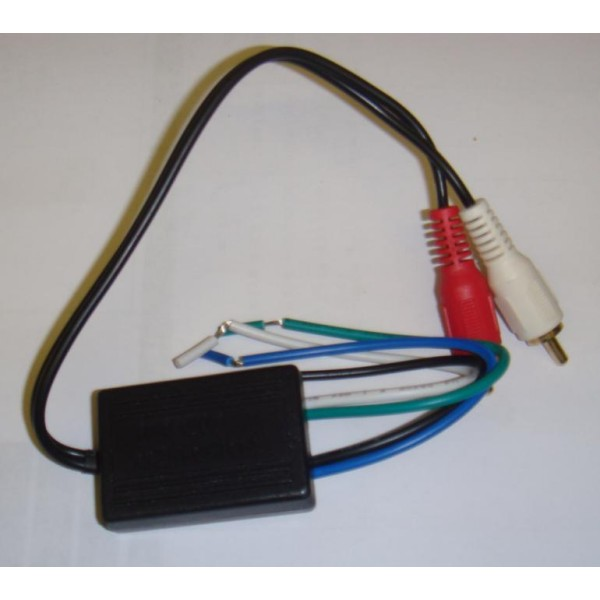 Amplifier and Wiring Kits In Phase SRCA