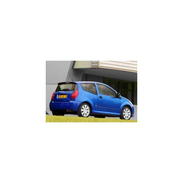 Citroen C2 In Phase Car Audio SRV202 + XT62ND