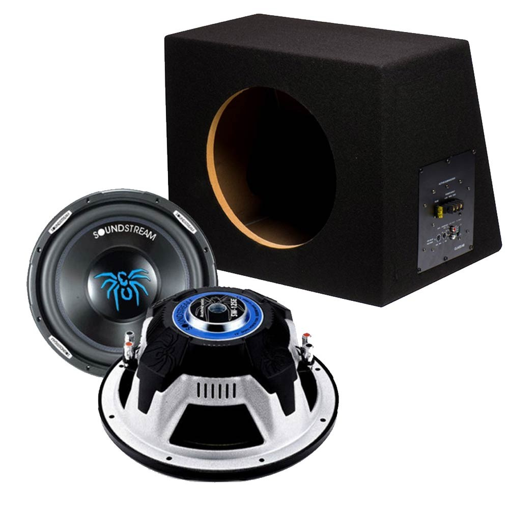 Sub Woofers SoundStream BX12ACT + SW12SE