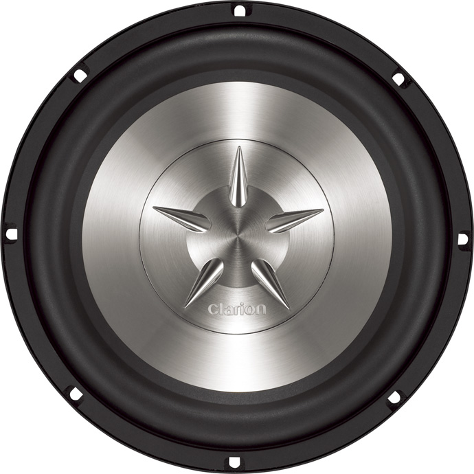 Sub Woofers Clarion SW2512