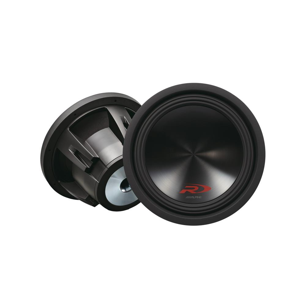 Sub Woofers Alpine Car Audio Systems SWR-12D2