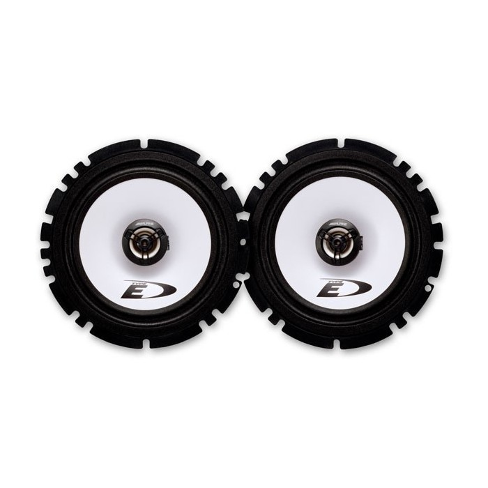 Car Speakers Alpine Car Audio Systems SXE-1725S