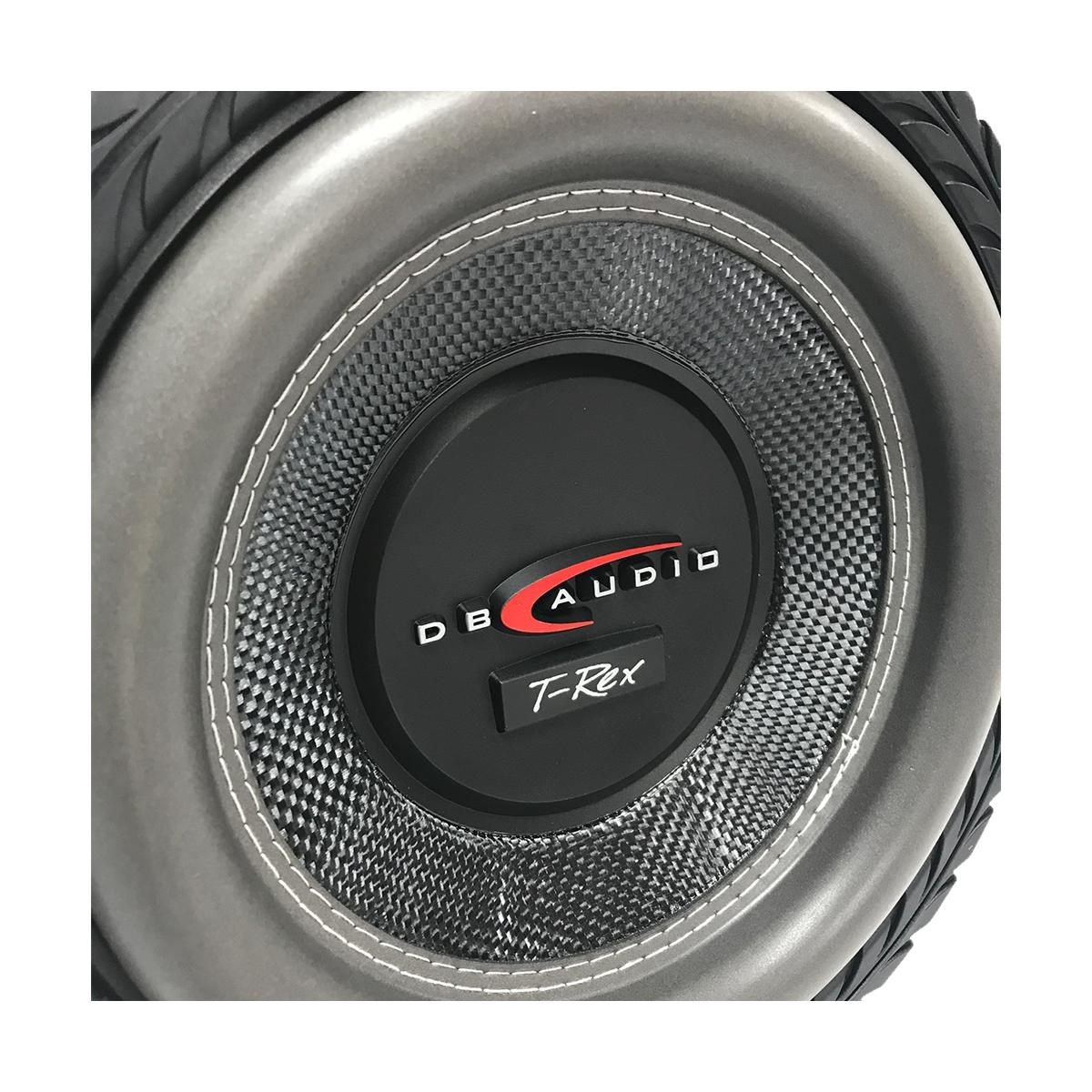 Sub Woofers DB Audio Systems TRex10 1