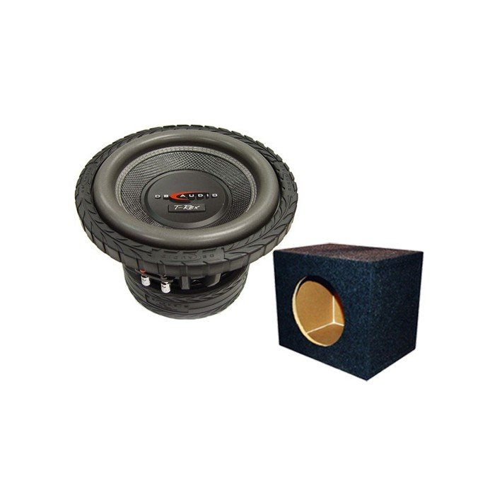 Sub and Amp Packages DB Audio TREX12  BX12