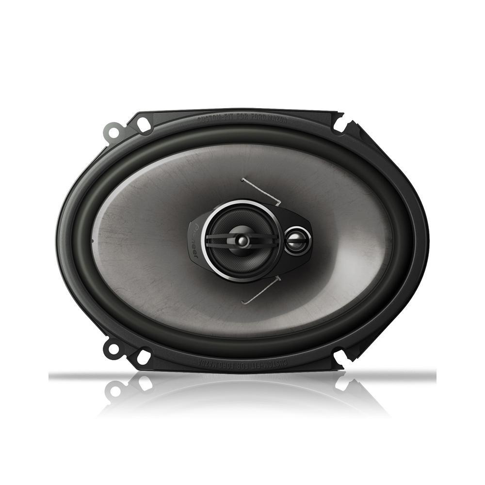 pioneer 6x8 speakers. car speakers pioneer ts-a6813i 6x8