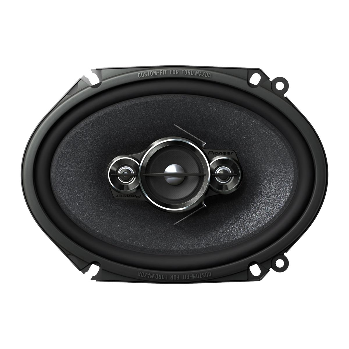 Car Speakers Pioneer TS-A6834i