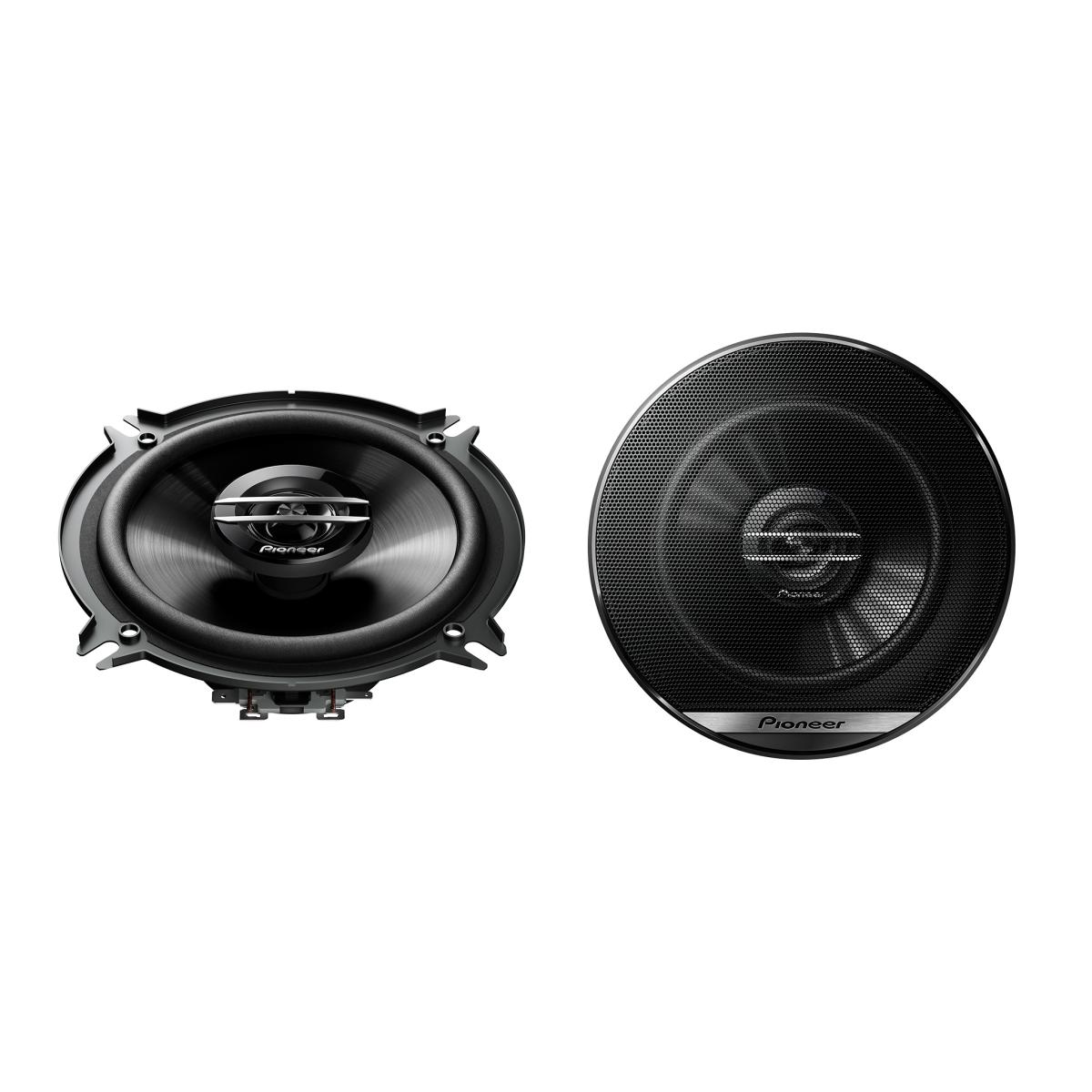 pioneer ts g1320f 13cm 2way 240w speakers with grills. Black Bedroom Furniture Sets. Home Design Ideas