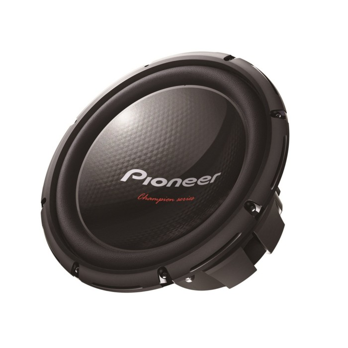 Sub and Amp Packages Pioneer TS-W310D4 + BX12