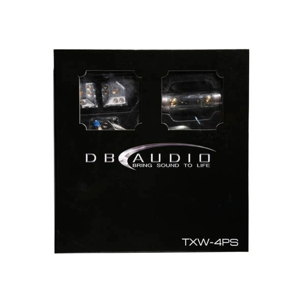 Amplifier and Wiring Kits DB Audio Systems TXW4PS