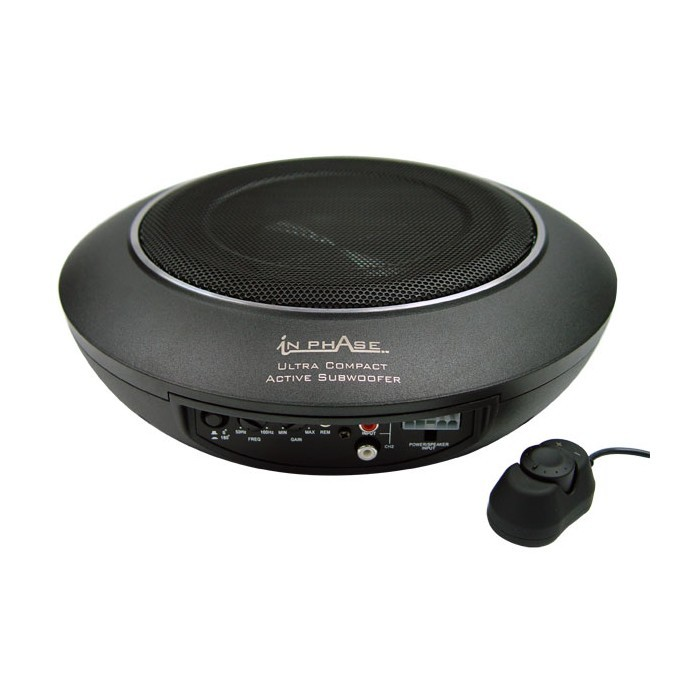 USW10 300W active underseat subwoofer