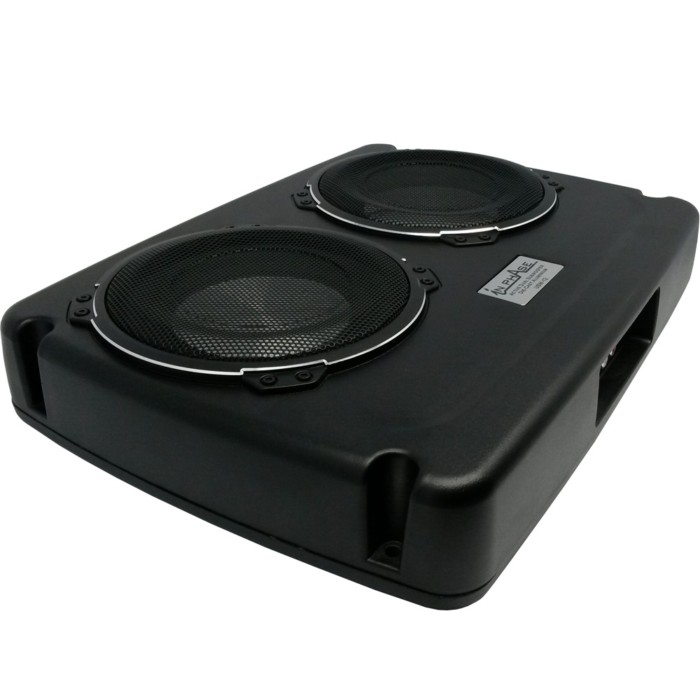 Underseat Subwoofers In Phase USW12 1
