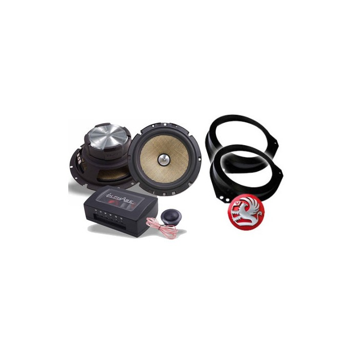 Car Specific Upgrades In Phase XTC6CX Vauxhall Astra H Speaker Upgrade