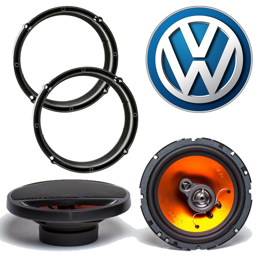 Car Speaker Upgrades Juice Car Audio JS653 VW EOS Speaker Upgrade