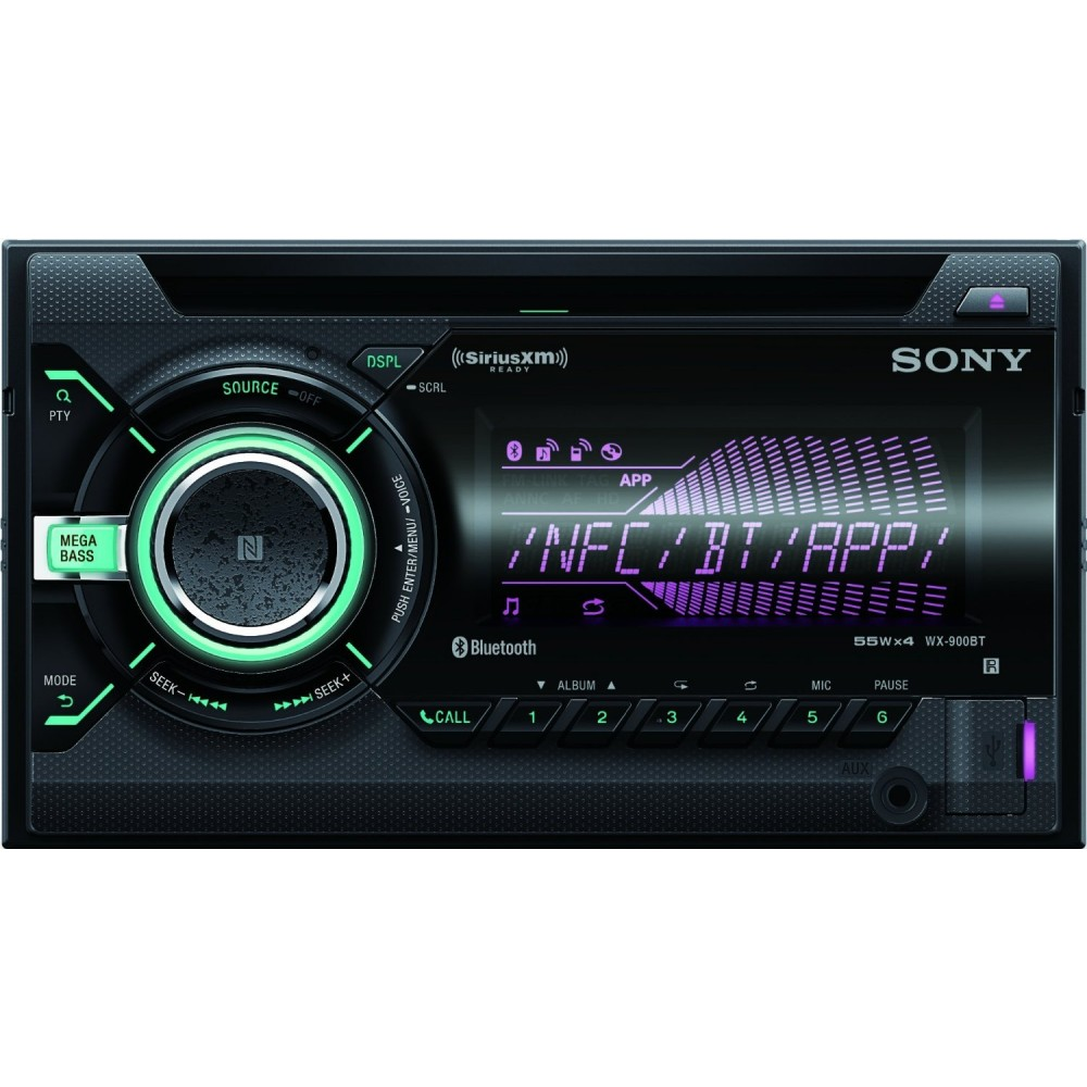 Double Din Sony WX900BT