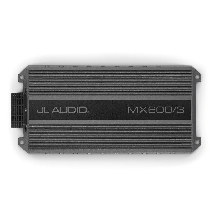 3 Channel Amplifiers JL Audio JLMX600/3 4