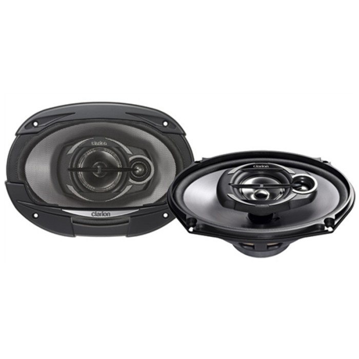 Speaker and Amps packages Clarion x500.2  SRE6932 1