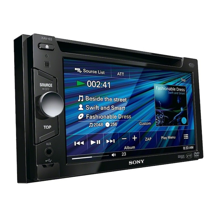 Panasonic 1 din dvd player