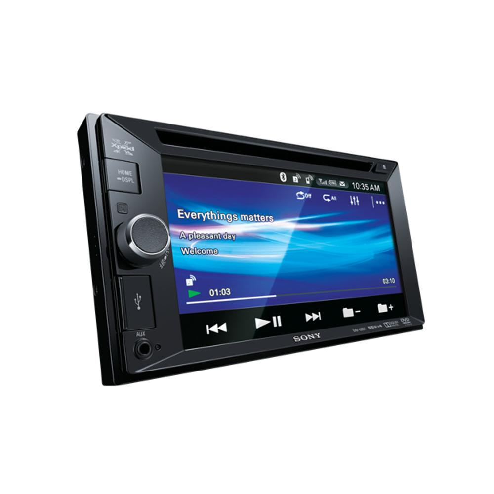 Double din screen Sony XAV-68BT 1