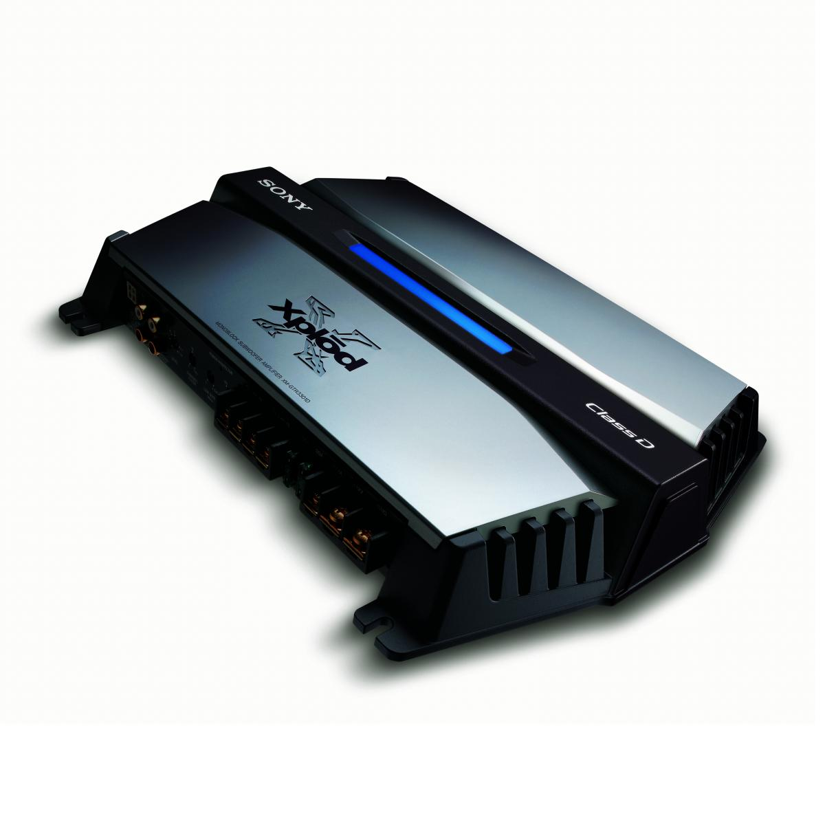 Monoblock / Digital (Class D) Amplifiers Sony XM-GTR3301D