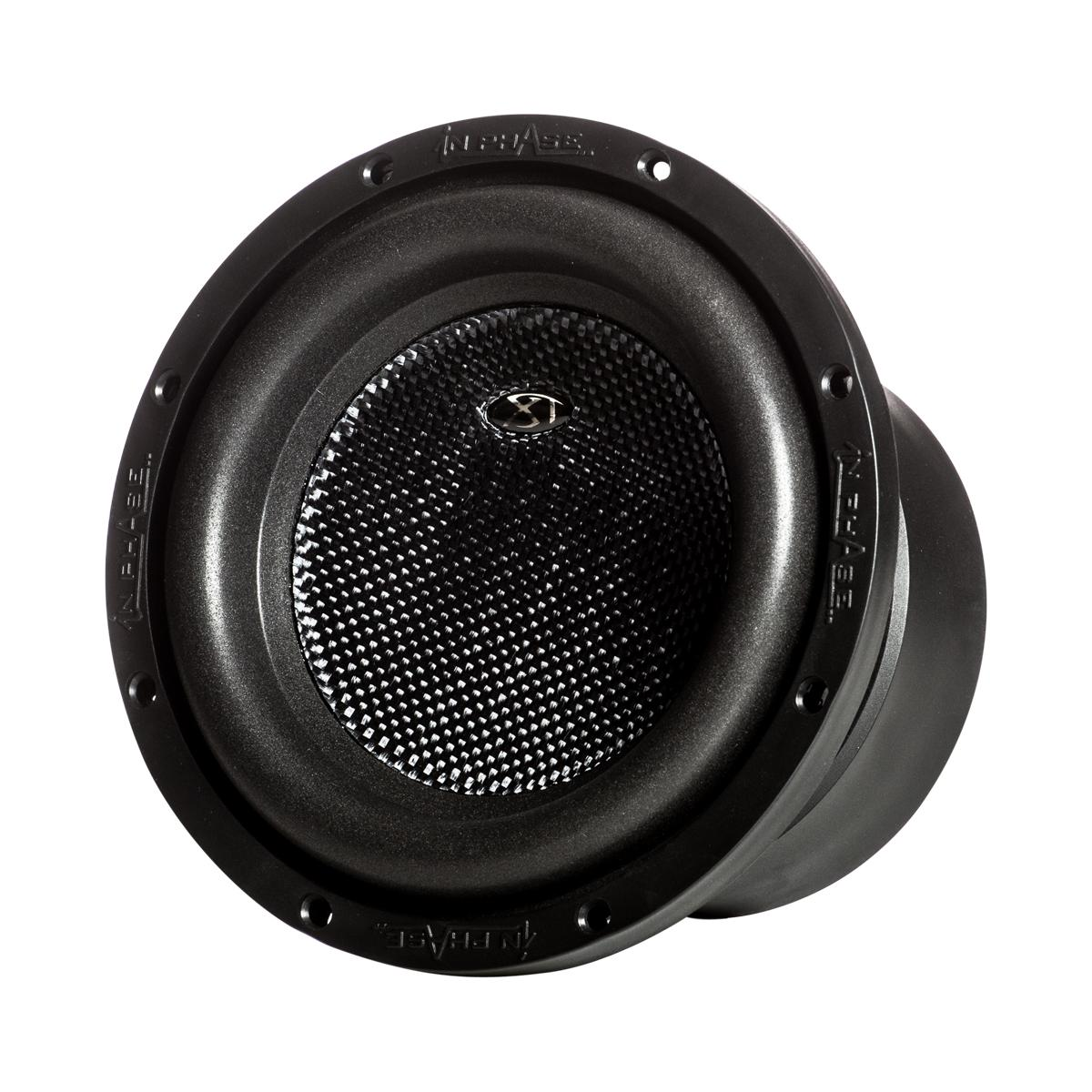 Car Speakers In Phase XT-8 2