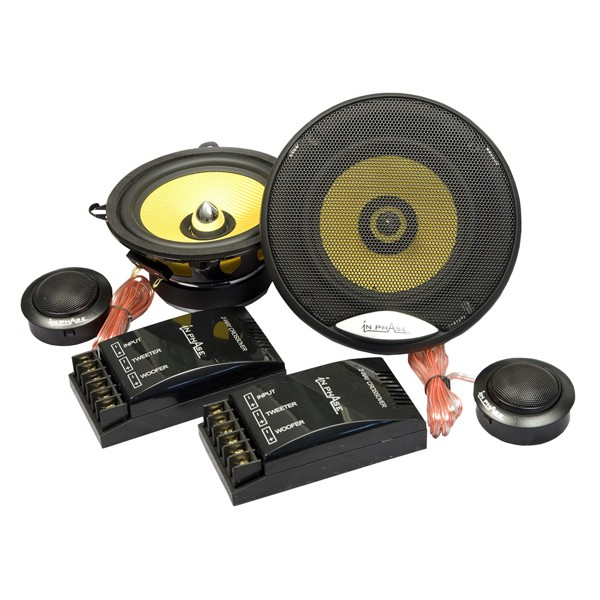 Car Speakers In Phase XTC501