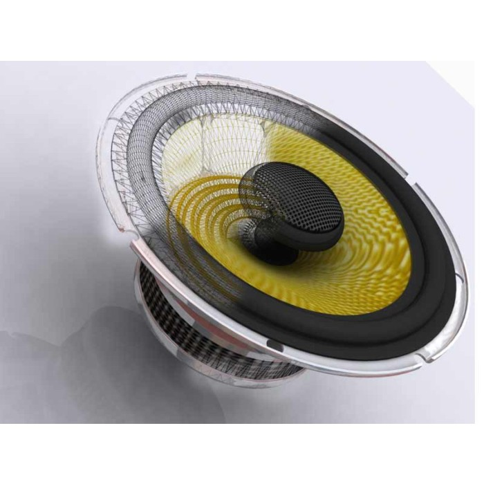 Car Speakers In Phase XTC620 2