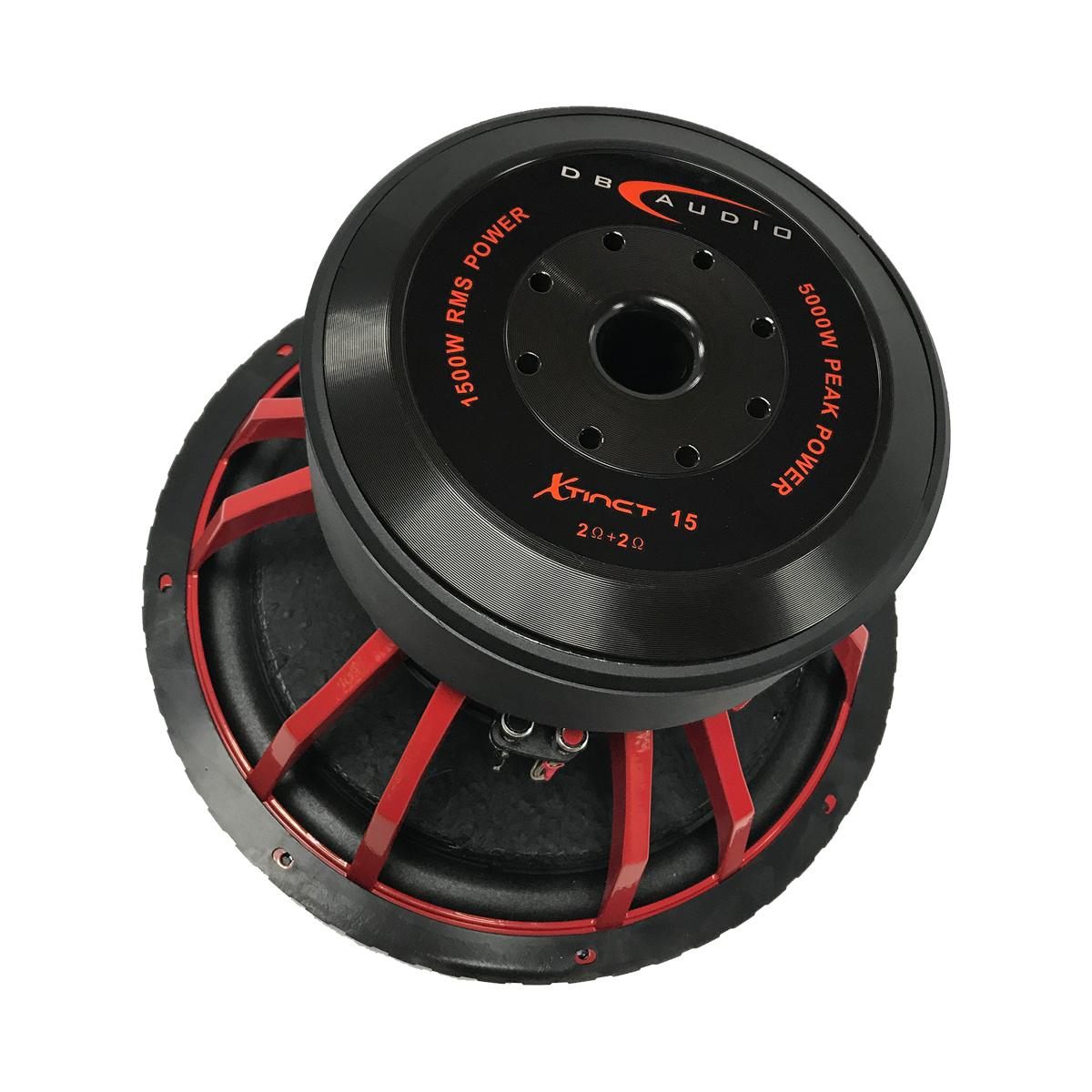Sub Woofers DB Audio Systems Xtinct15 3