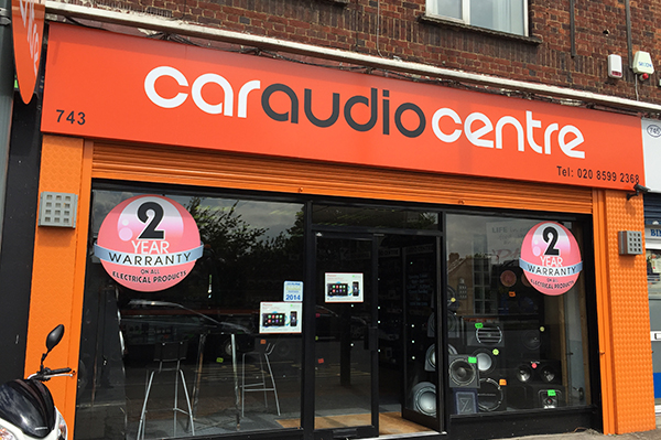 Car Audio Centre Ilford 1