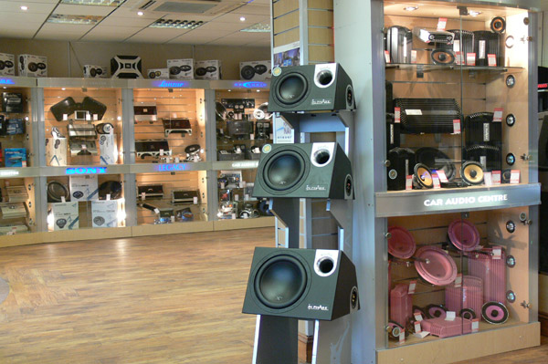 Car Audio Centre Ilford 3