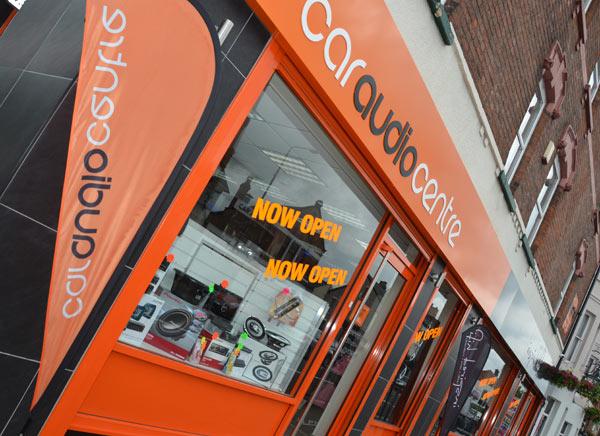 Car Audio Centre Nottingham Car Audio Shop In Nottingham